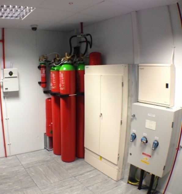 Data Centre Fire Suppression Systems Maintenance