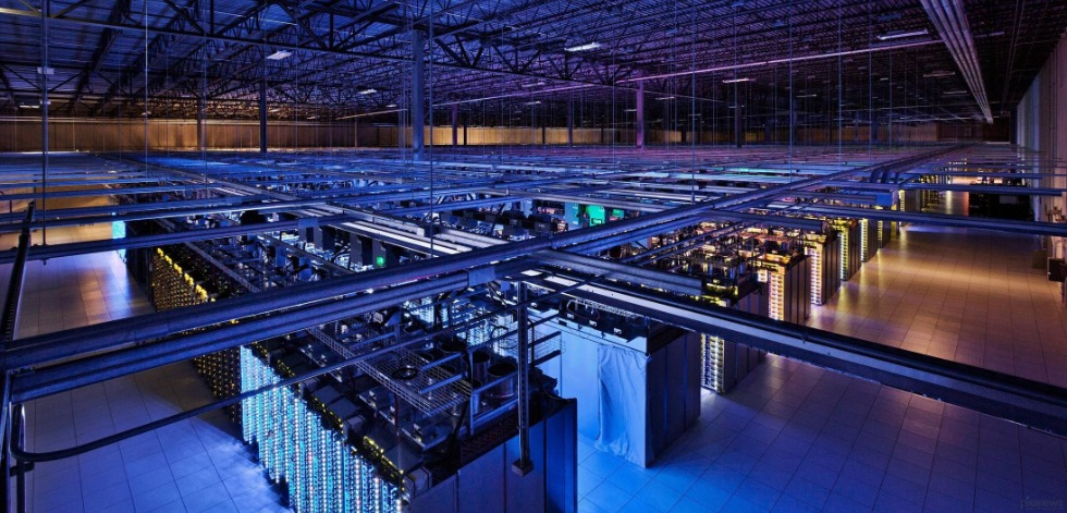 data centre scale and design