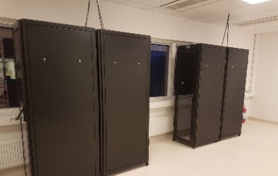 Laboratory Space in Sweden