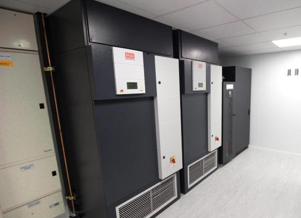 CRAC Cooling Units