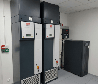 Data Centre Cooling Systems