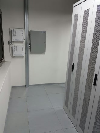 Data Centre Cabinets and Security System