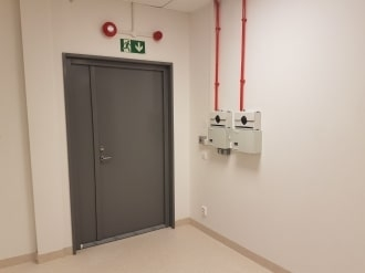 Fire Safety Door & System