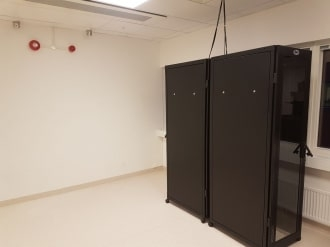 Data Cabinets, Sounder & Beacon Fire Systems