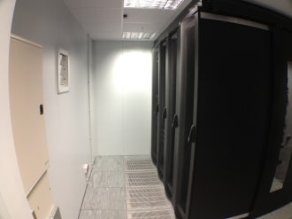 Data Centre and Underfloor Cooling