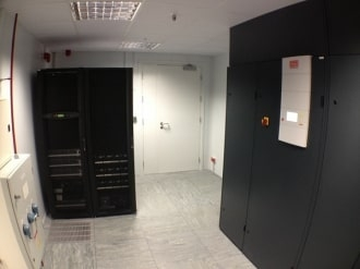 Data Centre Cooling Systems and UPS