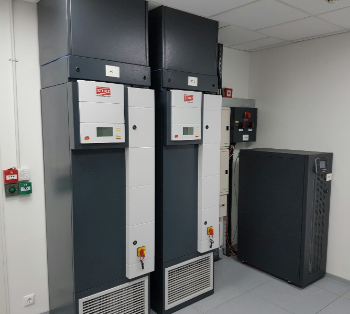 data centre power and cooling