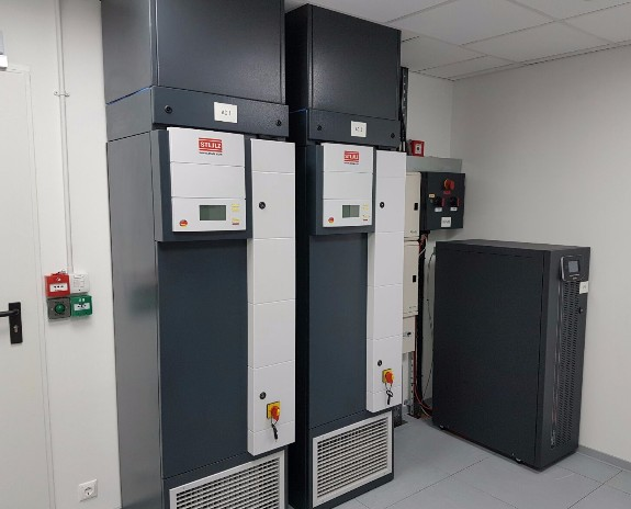 Data Centre CRAC Cooling Systems