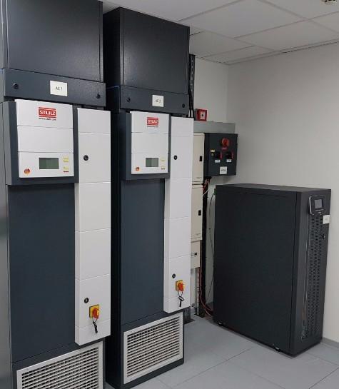 UPS and CRAC Preventative Data Centre Maintenance