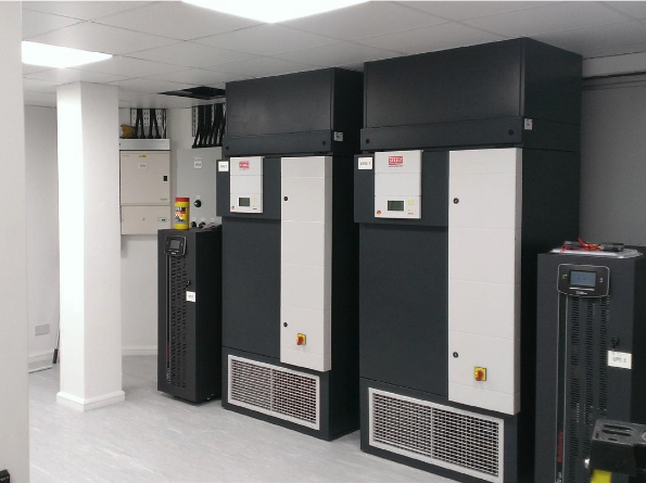 Torridge DC Data Centre Cooling Units