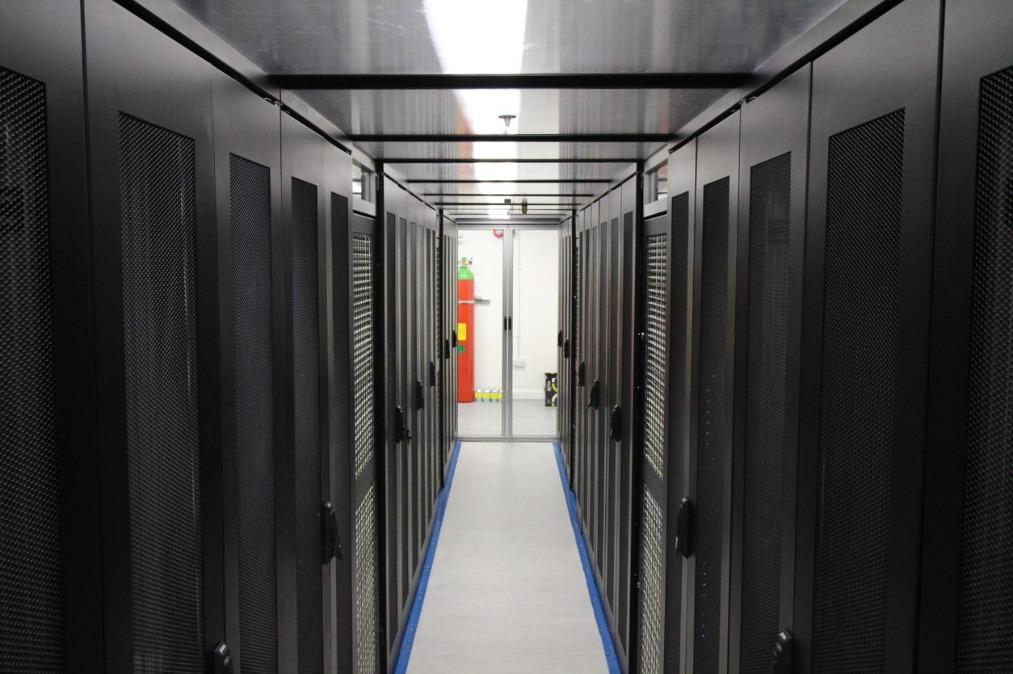 Data Centres go vertical