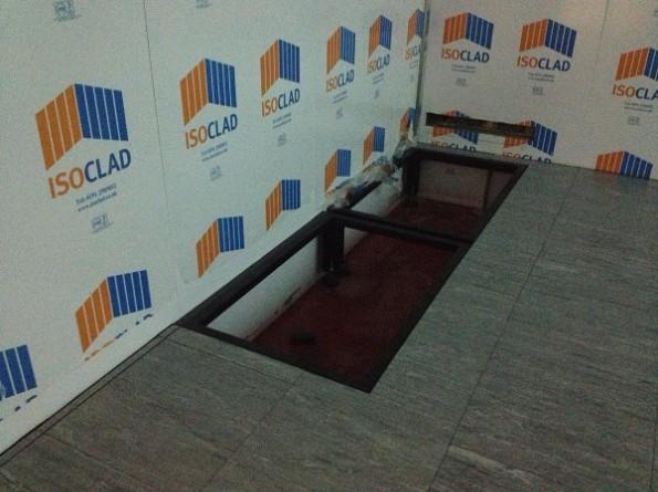 Data Centre Raised Floor