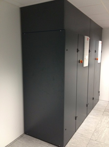 Data Centre Down Flow Cooling Units