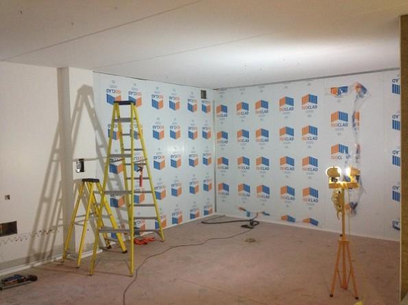 Data Centre Composite Walling