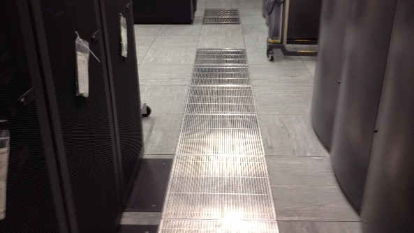 Data Centre Raised Floor