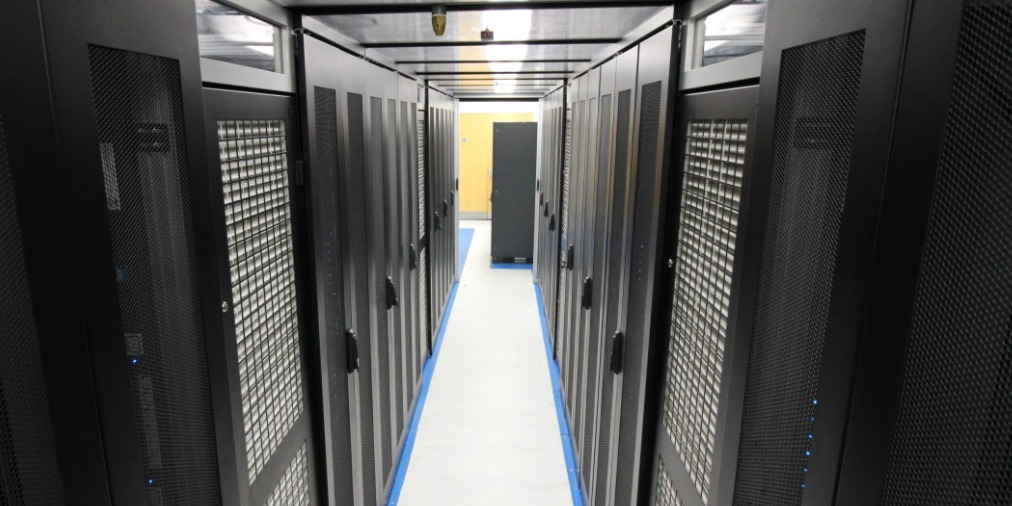 Data Centres go vertical