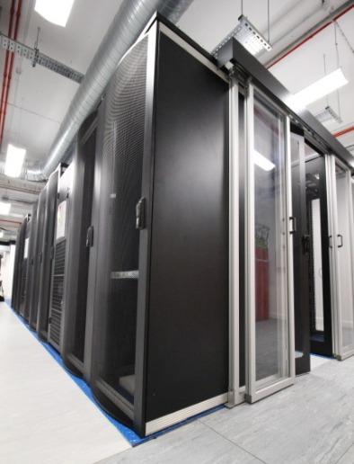 A Green Efficient Data Centre