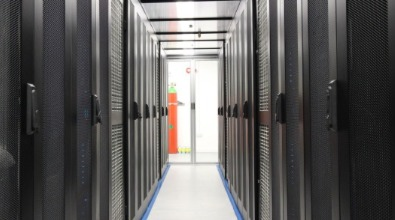 Data Centre Walkway