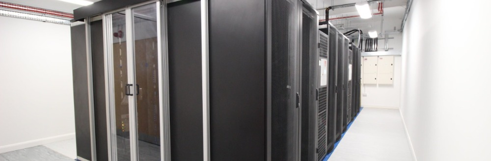 Data Centre Design and Build In Plymouth