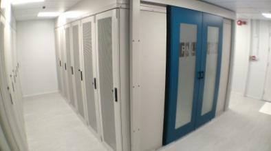 High Density Data Centre Services