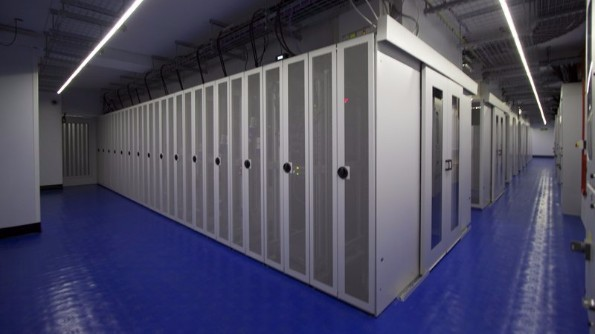 Next Generation Data Centre Design and Build Project