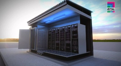 Container Data Centre Solution