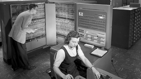 An Early Data Centre