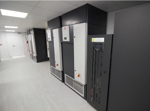 Data Centre Remote Monitoring Of UPS and CRAC Cooling Units