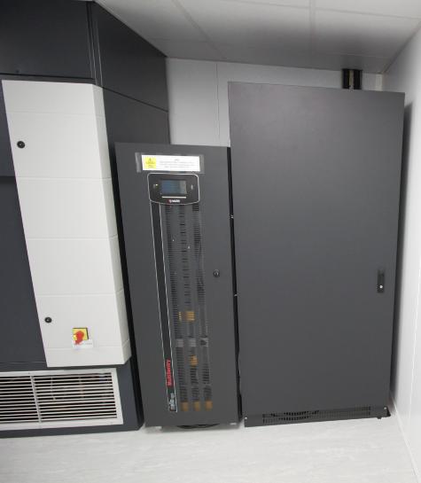 Data Centre Monitoring Of UPS