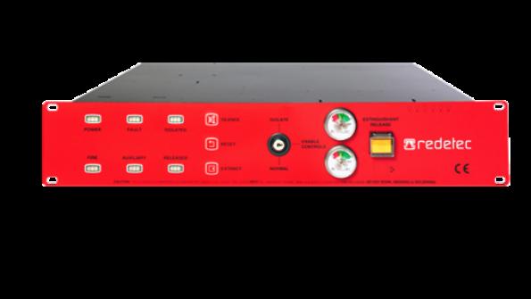 Redetec Data Centre Fire Suppression System