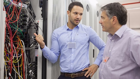 Auditing a Data Centre