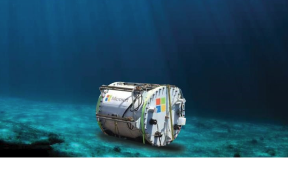 Microsoft's Underwater Data Centre