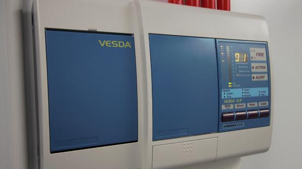 Data Centre Aspiration System