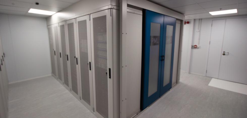 high density data centre